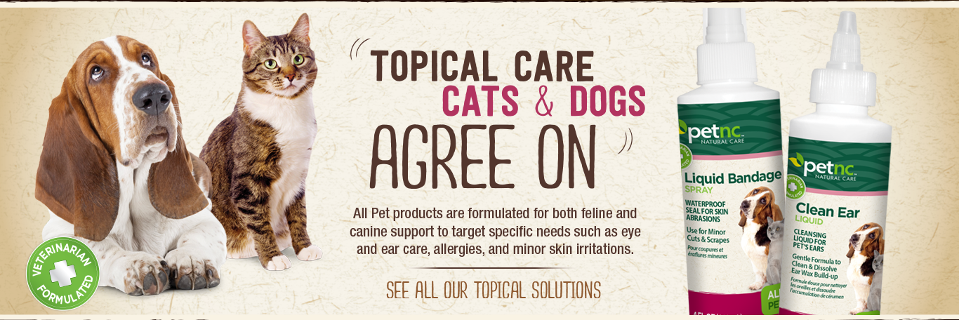 PetNC Topical Care for Cats